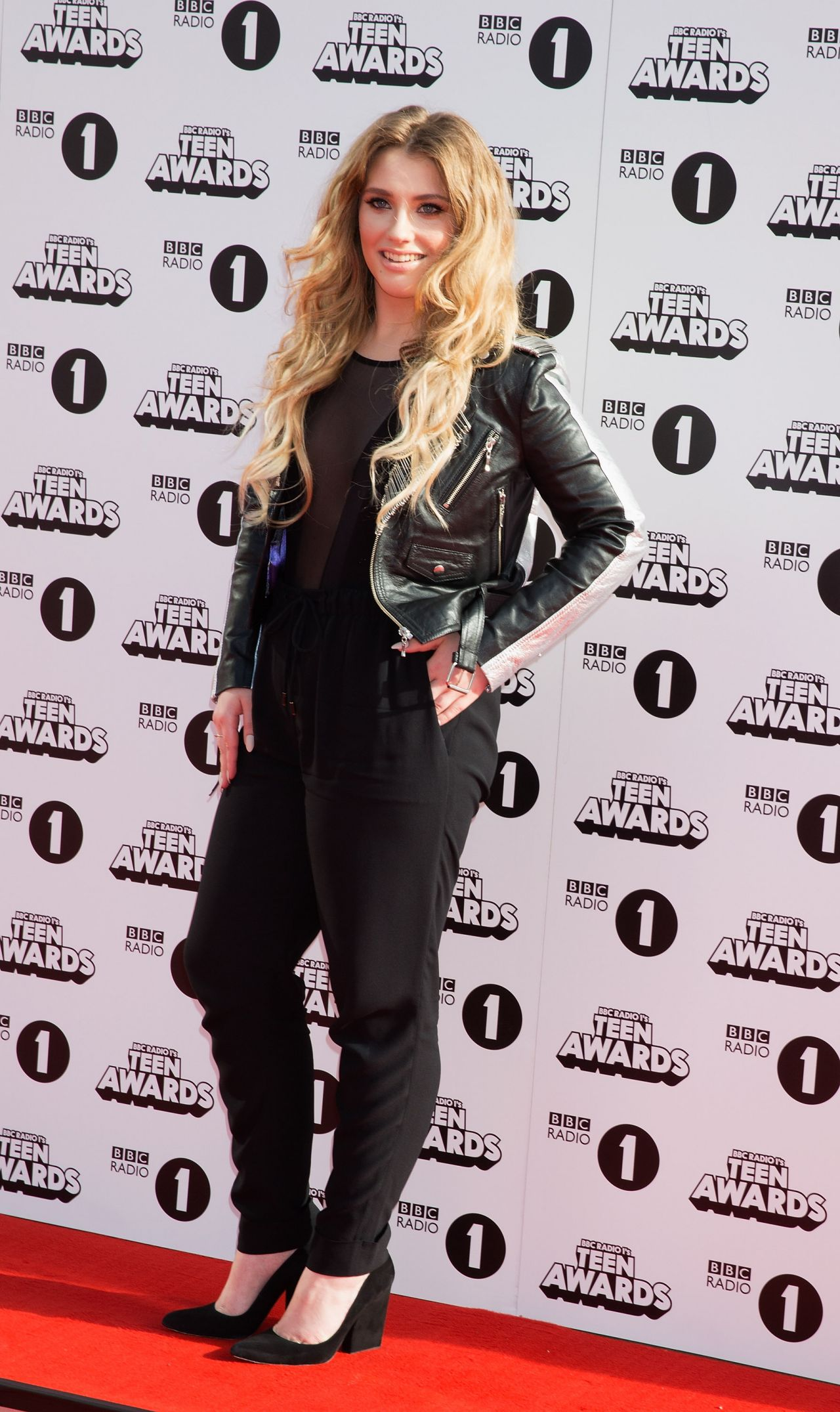 Ella Henderson – 2014 BBC Radio One Teen Awards at Wembley Arena in London