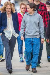 Ellen Page & Julianne Moore -