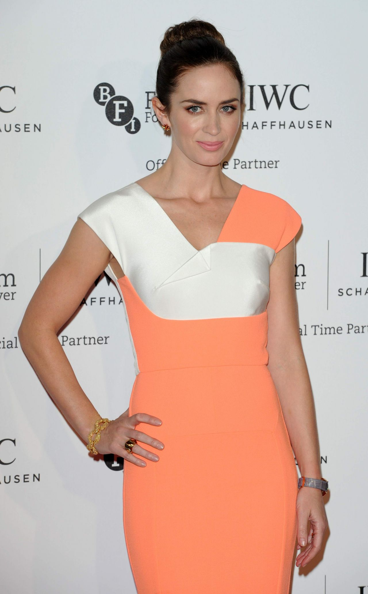 Emily Blunt – IWC Gala in Honour Of The British Film Institute in London