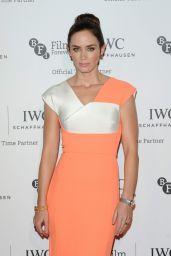 Emily Blunt – IWC Gala in Honour Of The British Film Institute in London