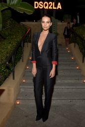 Emily Ratajkowski – Dsquared2 Celebrates First Boutique in the USA – Los Angeles, October 2014