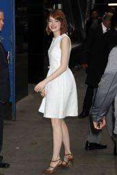 Emma Stone at