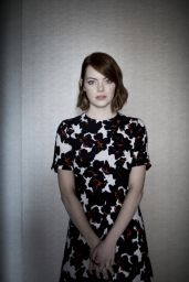 Emma Stone Photoshoot for New York Times - October 2014