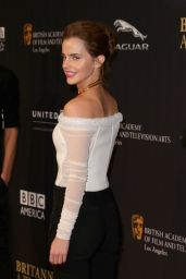 Emma Watson - 2014 BAFTA Los Angeles Jaguar Britannia Awards