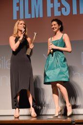 Emmy Rossum - 2014 Carmel International Film Festival