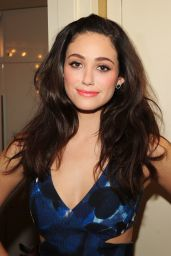 Emmy Rossum at a