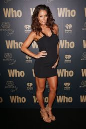 Erin McNaught at WHO's 'Sexiest People Party' in Sydney – October 2014