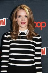 Erin Richards - 2014 New York Comic Con