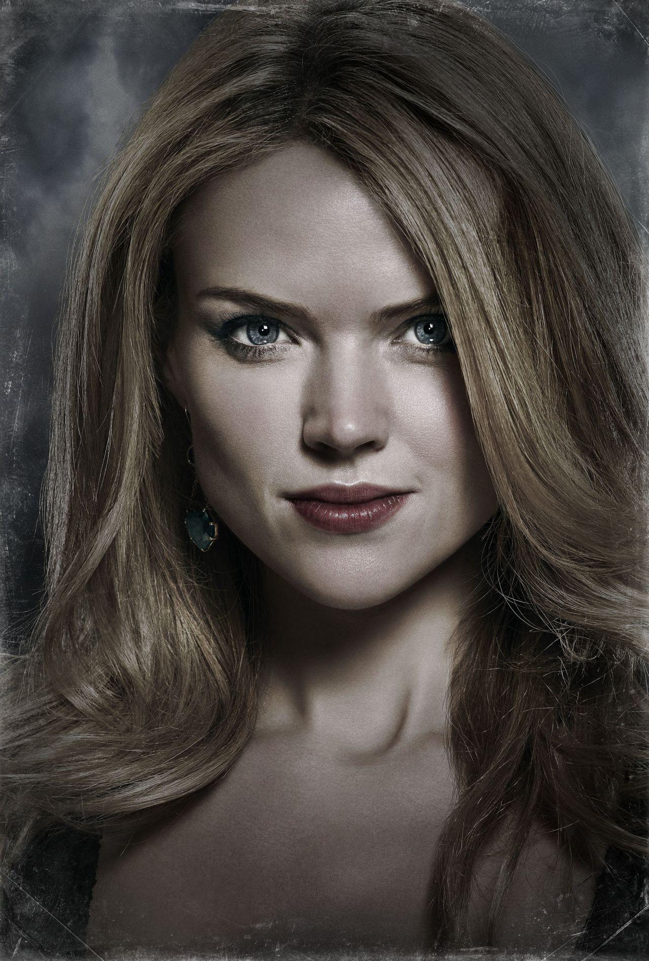 Erin Richards - 'Gotham' TV Series Season 1 Promoshoot