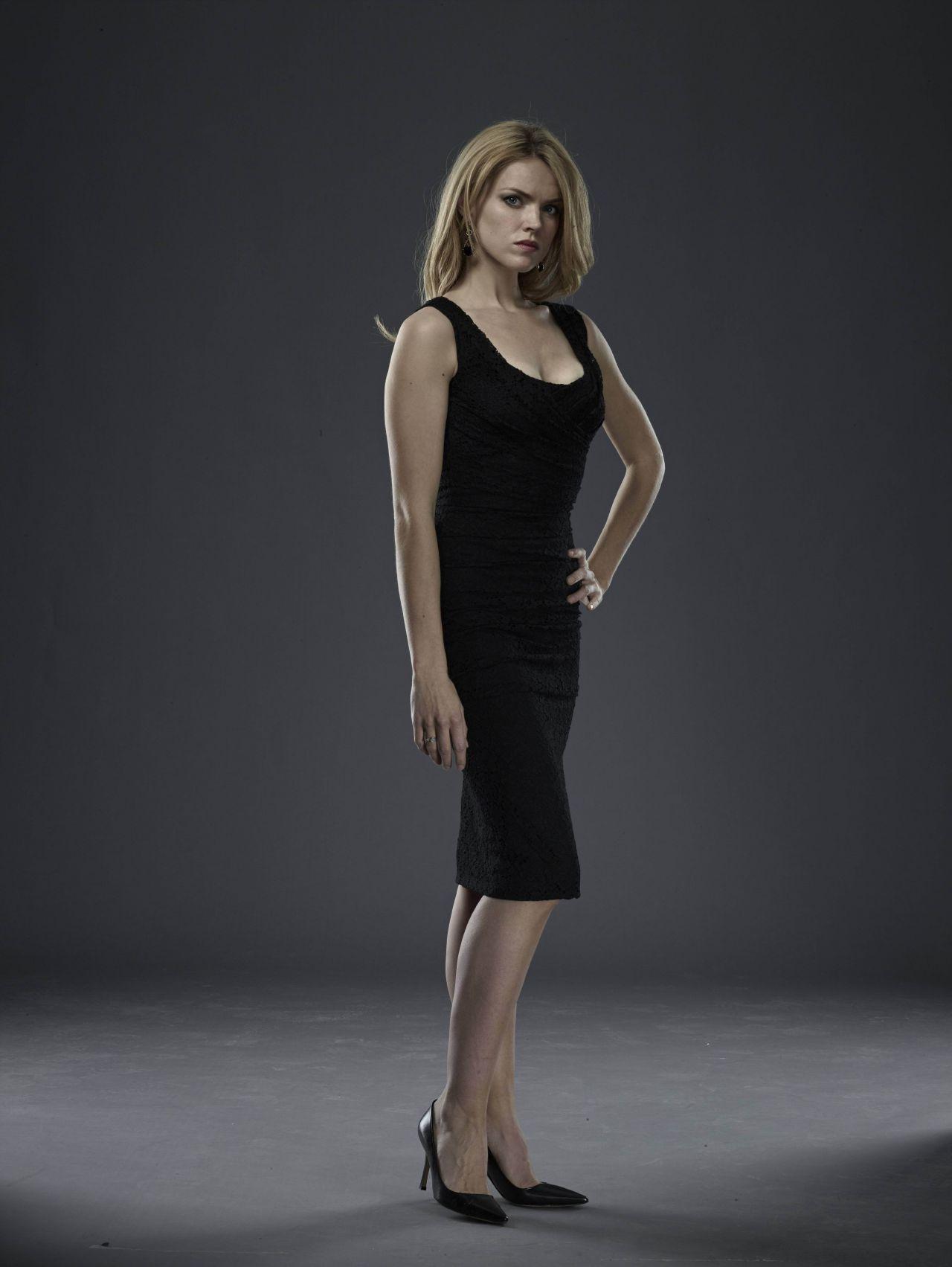 Erin Richards Gotham Tv Series Season 1 Promoshoot