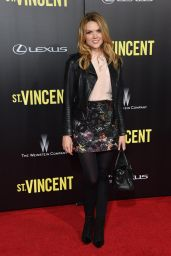 Erin Richards – 'St. Vincent' Premiere in New York City
