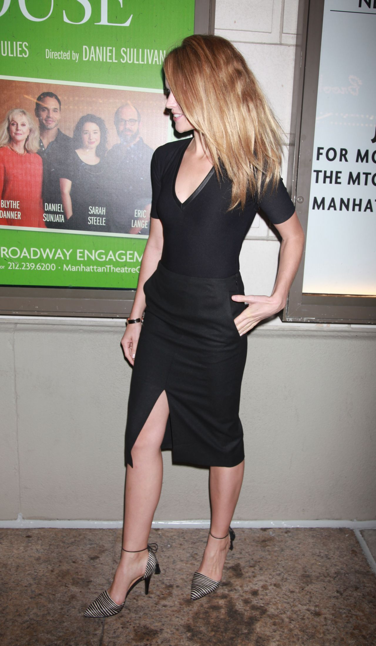 ... Richards – 'The Country House' Opening Night in New York City