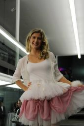 Eugenie Bouchard - Players Party Generali Ladies Linz 2014