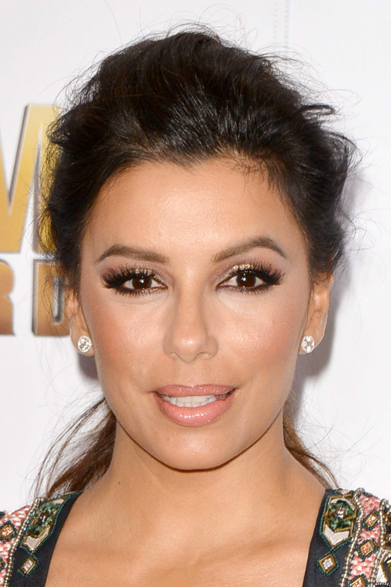 Eva Longoria Winner S Walk 2014 Nclr Alma Awards