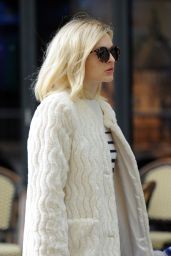 Fearne Cotton Street Style - Out in London, October 2014