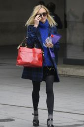 Fearne Cotton Style - Out in London - October 2014