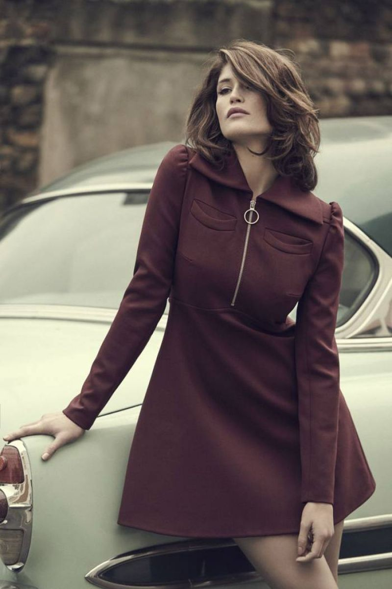 Gemma Arterton - Evening Standard Magazine November 2014