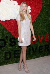 Gigi Hadid – 2014 God's Love We Deliver Golden Heart Awards