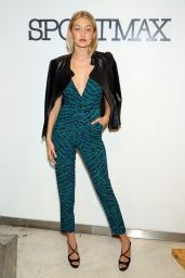 Gigi Hadid - Sportmax & Teen Vogue Celebrate The Fall/Winter 2014 Collection in New York City