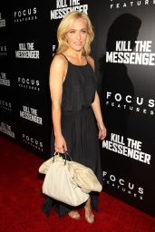 Gillian Anderson – 'Kill The Messenger' Premiere in New York City