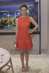 Gillian Jacobs at Irene Neuwirth Flagship Grand Opening in West Hollywood