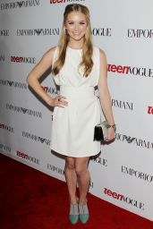 Greer Grammer - 2014 Teen Vogue Young Hollywood Party in Beverly Hills
