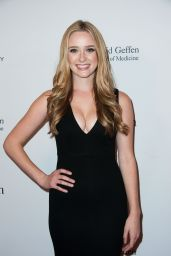 Greer Grammer at 2014 UCLA Visionary Ball in Beverly Hills