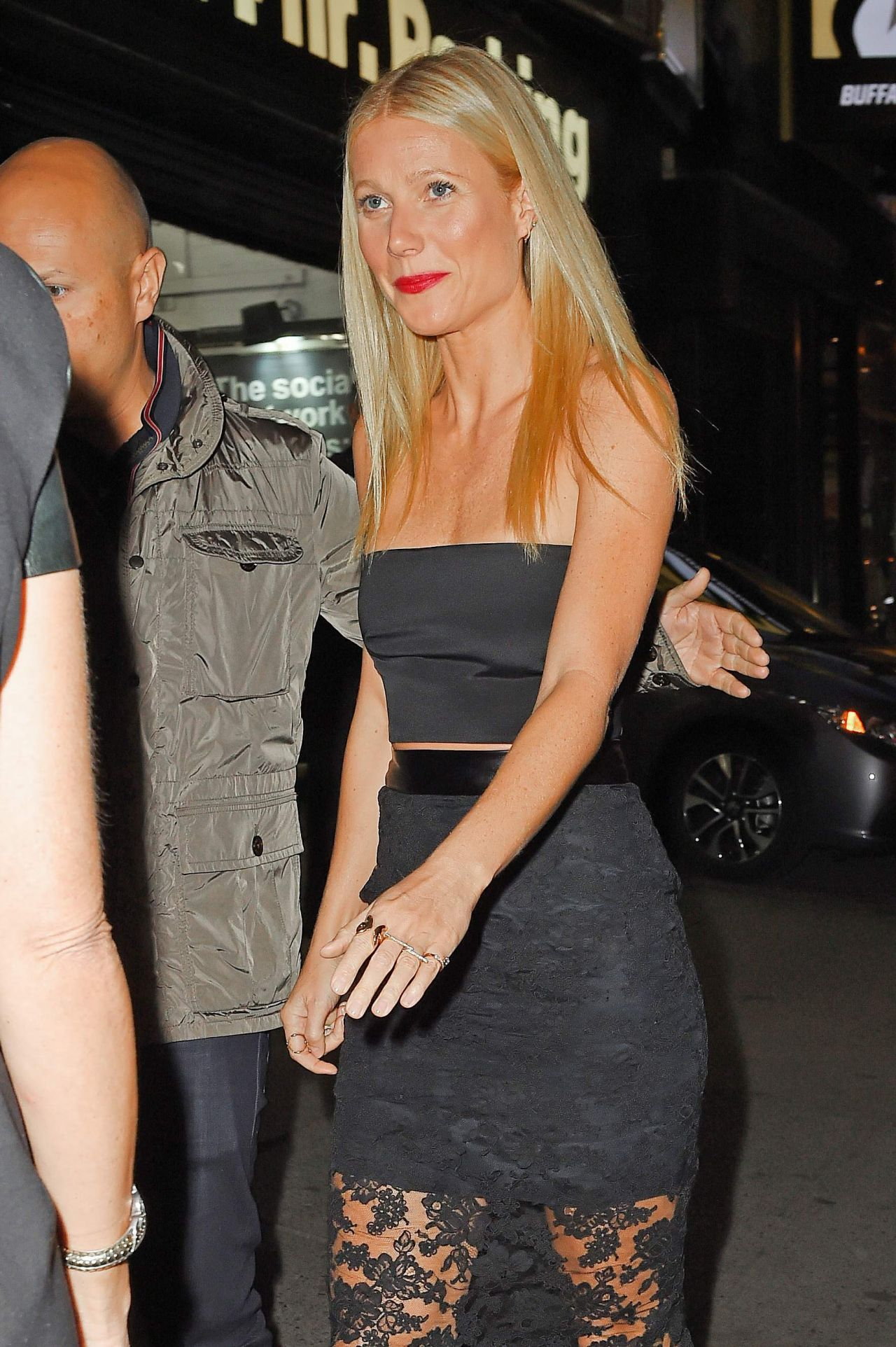 Gwyneth Paltrow - Broadway Opening Night Performance - October 2014