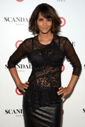 Halle Berry - Scandale Paris Unveiling in New York - October 2014