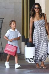 Halle Berry - Shopping in Los Angeles - Sept. 2014