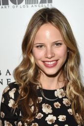 Halston Sage - Barneys NY Flagship Store Cocktail Event in Beverly Hills - October 2014