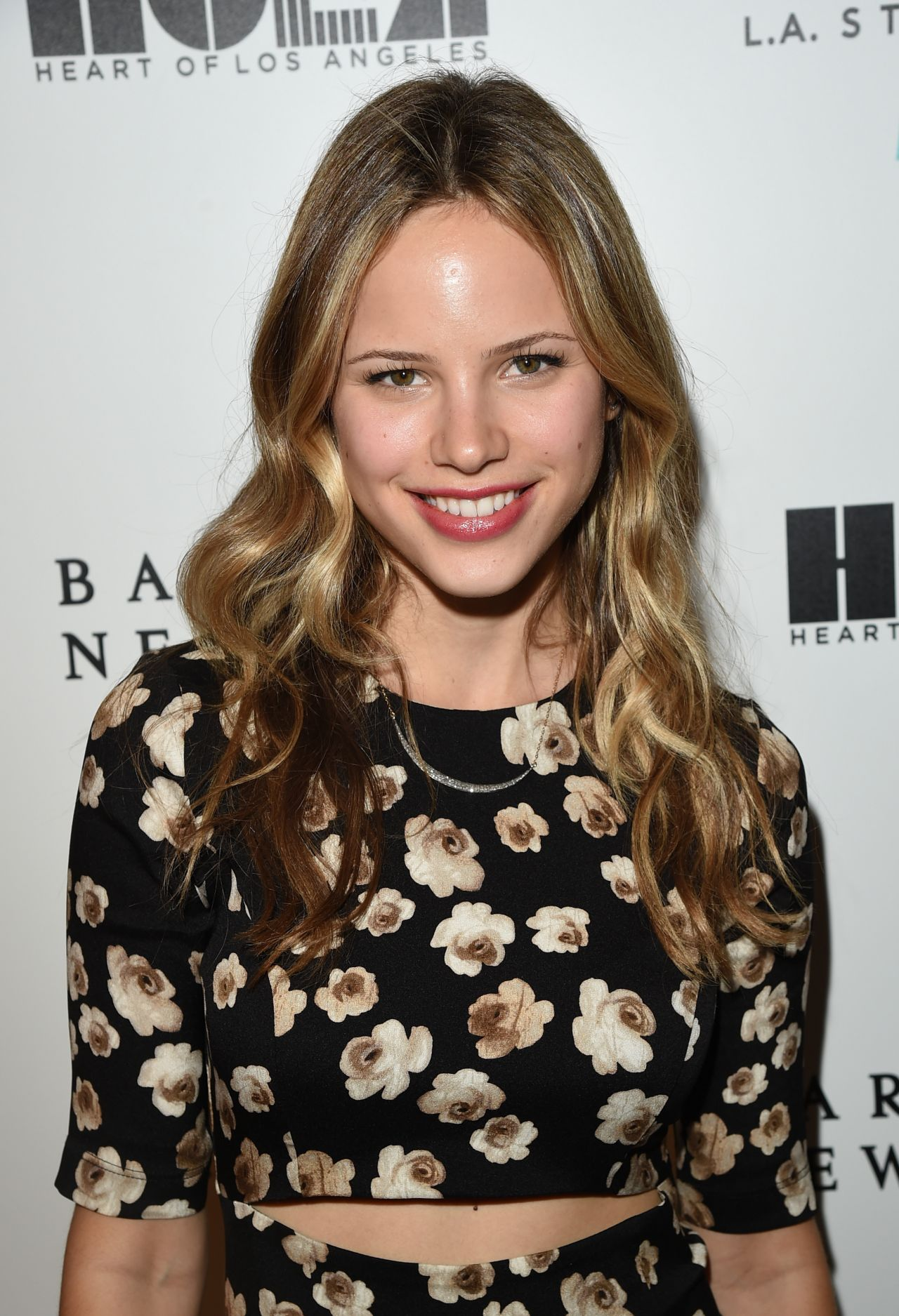 Halston Sage Barneys Ny Flagship Store Cocktail Event In Beverly Hills October 2014
