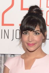Hannah Simone - 2014 IWMF Courage In Journalism Awards in Beverly Hills