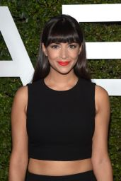 Hannah Simone – Claiborne Swanson Frank's 'Young Hollywood' Book Launch in Beverly Hills