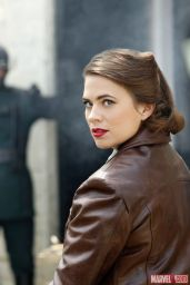 Hayley Atwell - Agent Carter from