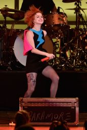 Hayley Williams Performs at We Can Survive 2014 in Los Angeles