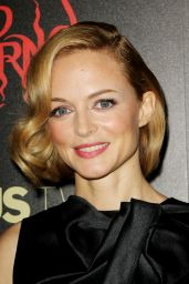 Heather Graham – 'Horns' Premiere in New York City