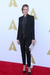 Hilary Swank - AMPAS Hollywood Costume Luncheon in Los Angeles