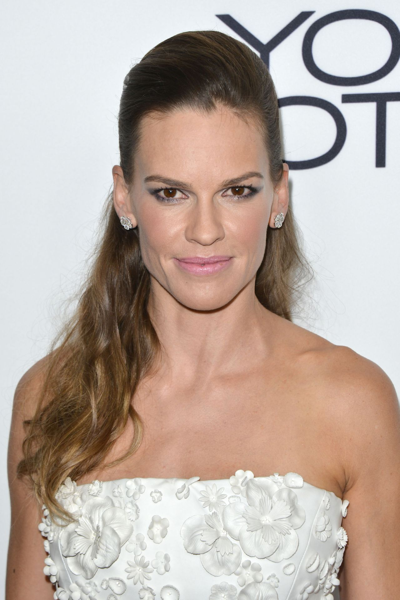 Hilary Swank - 'You're...