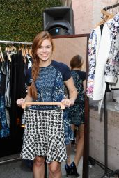 Holland Roden Attends The Launch Of Parker On Spring in Los Angeles