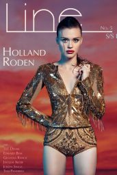 Holland Roden - Line Magazine Spring/Summer 2014 Issue