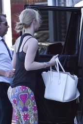 Iggy Azalea Booty in Tights - Out in Los Angeles, Oct. 2014