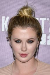 Ireland Baldwin at Knotts Scary Farm Celebrity VIP Opening at Knott's Berry Farm