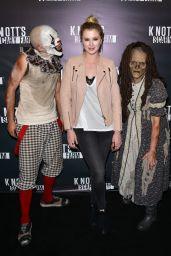 Ireland Baldwin at Knotts Scary Farm Celebrity VIP Opening at Knott's Berry Farm