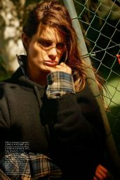 Isabeli Fontana - Vogue Magazine (Paris) November 2014 Issue