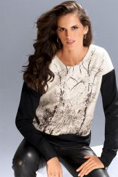 Izabel Goulart - MADELEINE Fall/Winter Collection 2014