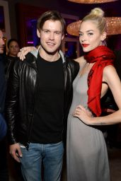 Jaime King at Restoration Hardware Gallery Opening in Hollywood - October 2014