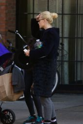 Jaime King - Out in New York City, Oct. 2014