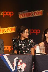 Jamie Chung - 2014 New York Comic Con in New York City