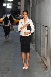 Jamie Chung - Out in Manhattan - Oct. 2014